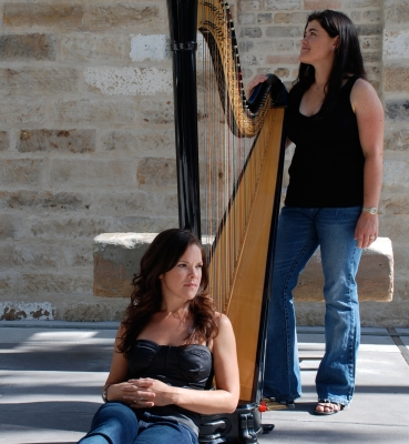Harp Divas